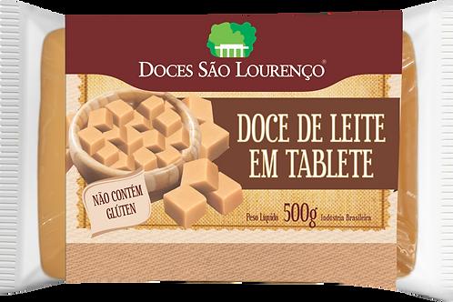 Doce de Leite Tablete 500g