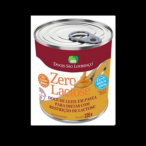 Doce de Leite Zero Glúten Zero Lactose Zero Açúcar 335g