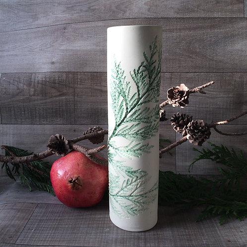 Tall Pine Vase