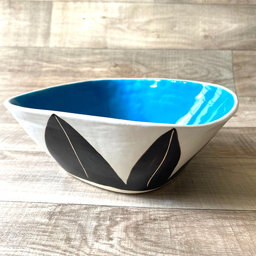 Square Leaf Bowl