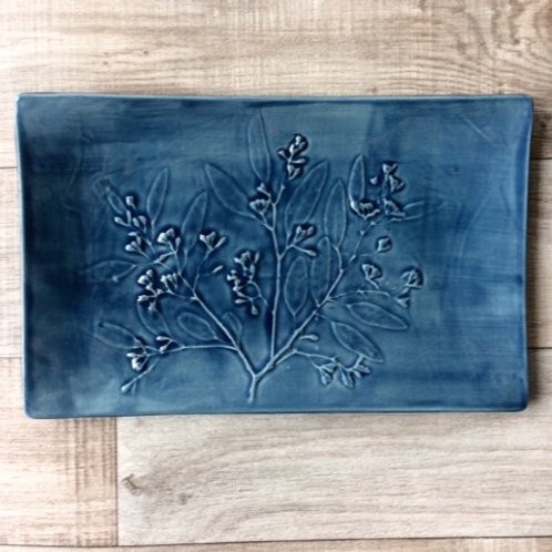 Delicate Nature Plate