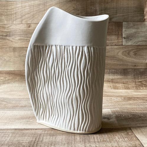 Organic Water Ripple Vase
