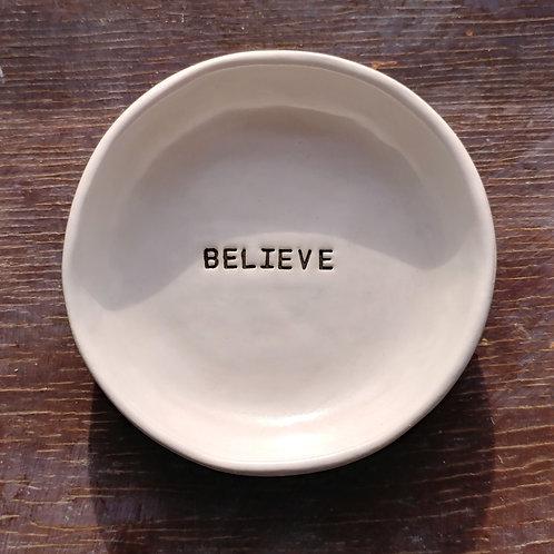 BELIEVE Bowl