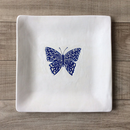 Butterfly Accent Plate