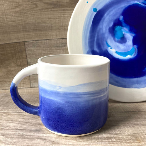 SOS Cup of Blue