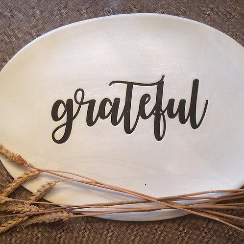 Grateful Platter (Limited Edition)