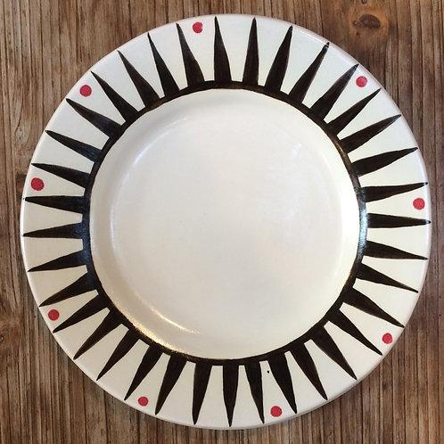 Burst Plate