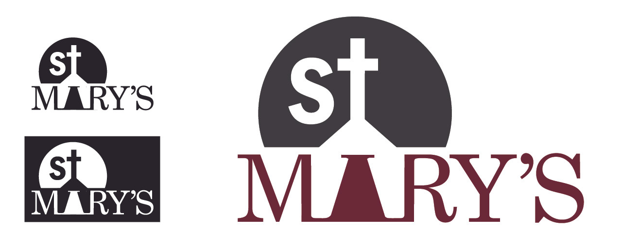 St. Mary's Miracle Malt Logo