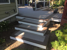 Custom Offset Staircase