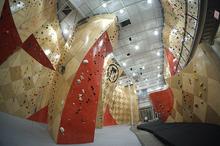 Rock-Climbing Lead Walls