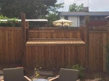 Double-doored Waste Enclosure