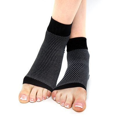 careopody™ Compression Foot Sleeve 2 Pair Value Pack