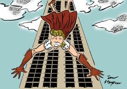 Skyscraper Girl