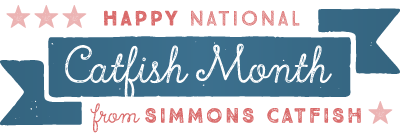 Celebrate National Catfish Month With Simmons And Chef David Raines!
