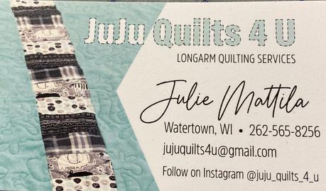 JuJu Quilts 4 U