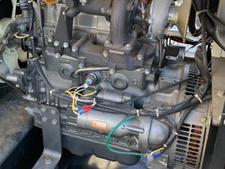 ★安心安全♪非常用発電機の負荷試験を実施は法令で定められています