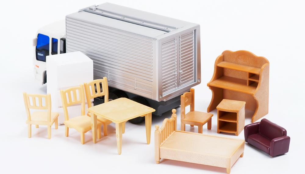『家具や冷蔵庫のみの配達』引越業者に頼めるのかな?