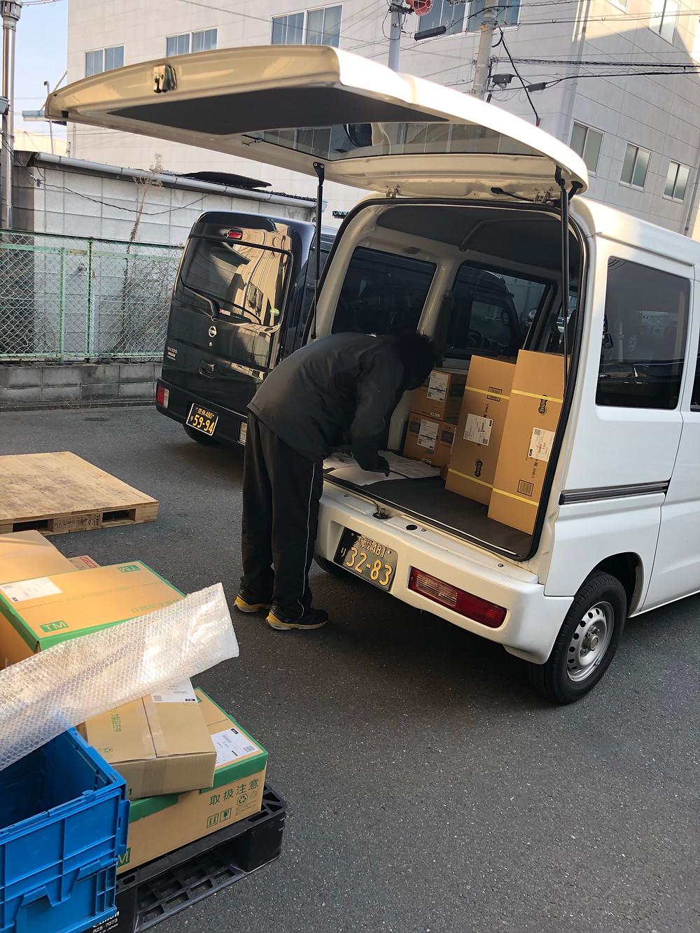 軽貨物配送