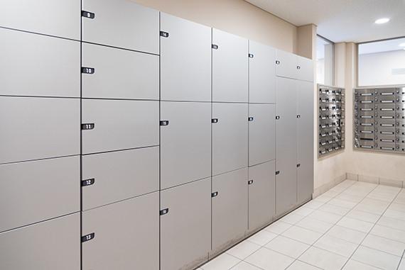 「宅配ロッカー」 「宅配ボックス」の利用が どんどん広まっています。