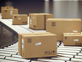 """AmazonアマゾンFBA納品代行サービス軽貨物ならではの""""FBA納品""""がある。"""