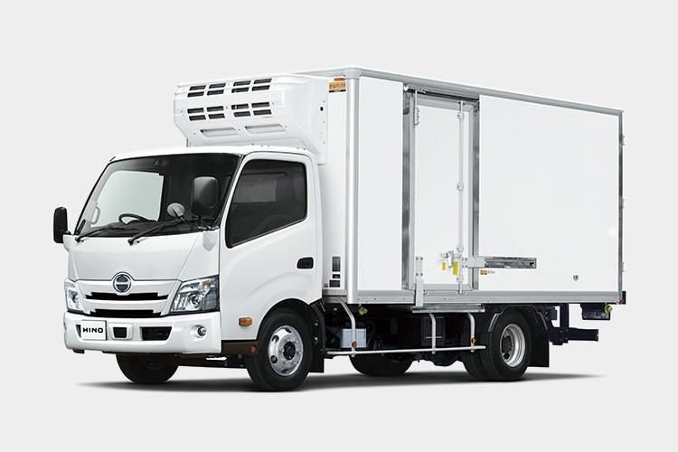 大阪運送 冷凍冷蔵トラック