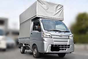 軽貨物幌トラック