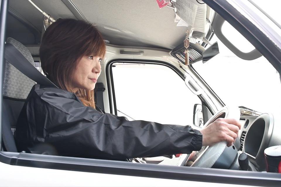 アシストラインは現在ドライバーさんの採用強化中♬
