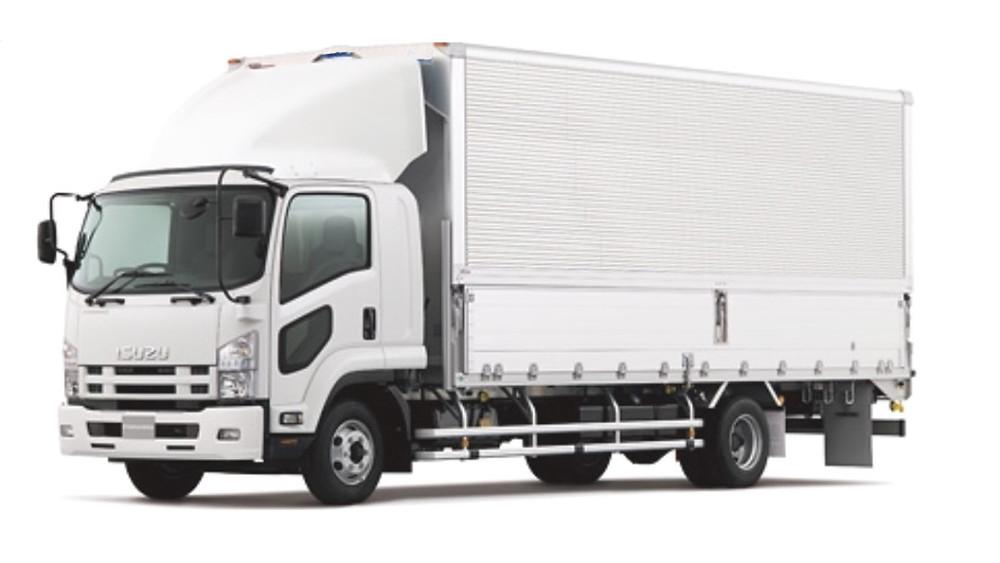 大阪運送 4トントラック