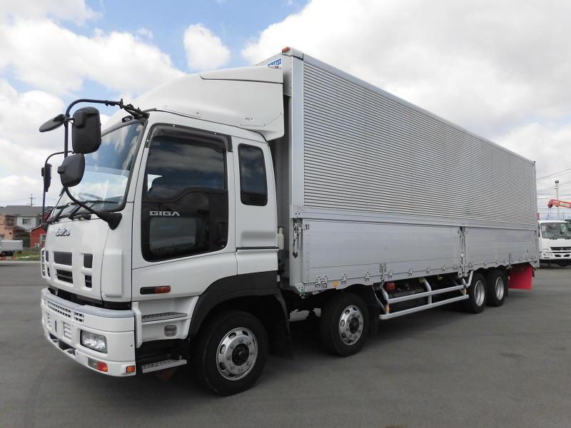 大阪運送 10トントラック 大型