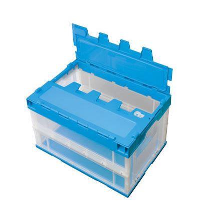 軽貨物配送ではオリコン(折り畳みコンテナ)を用意