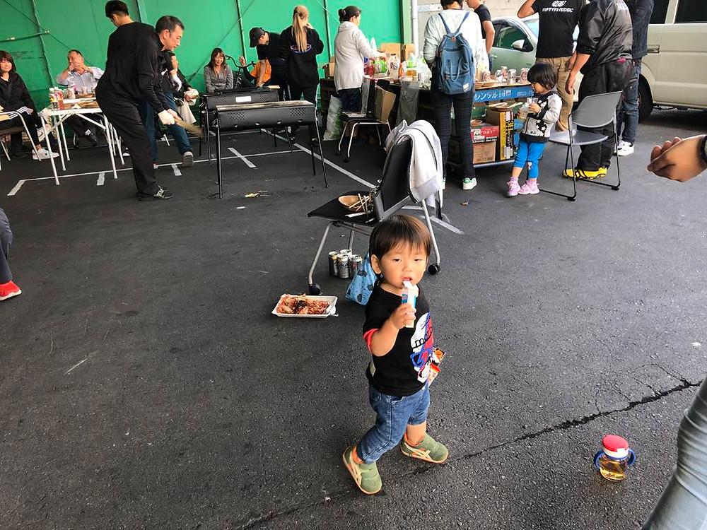 大阪軽貨物運送 社内イベント