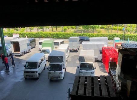 軽貨物運送のサービスについて