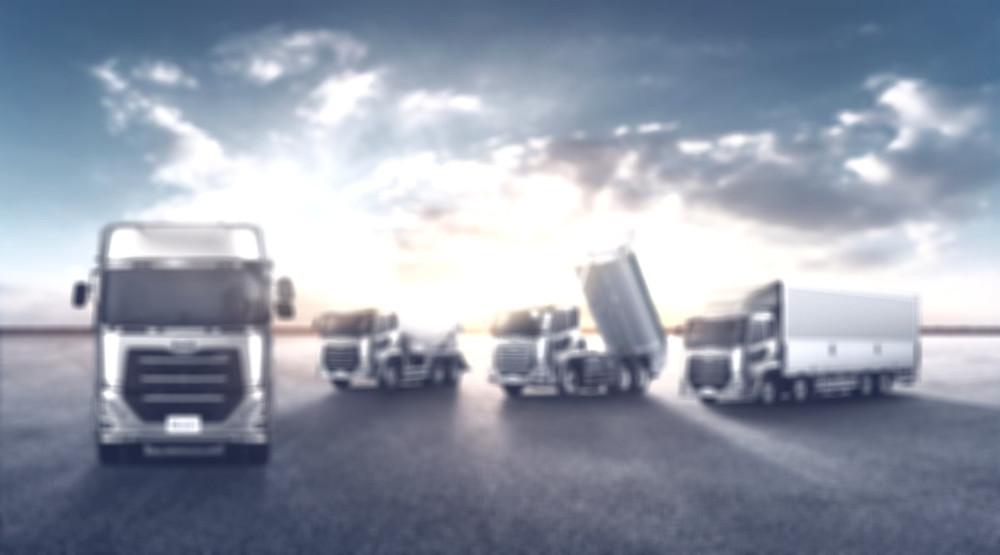 トラックの種類 大阪運送