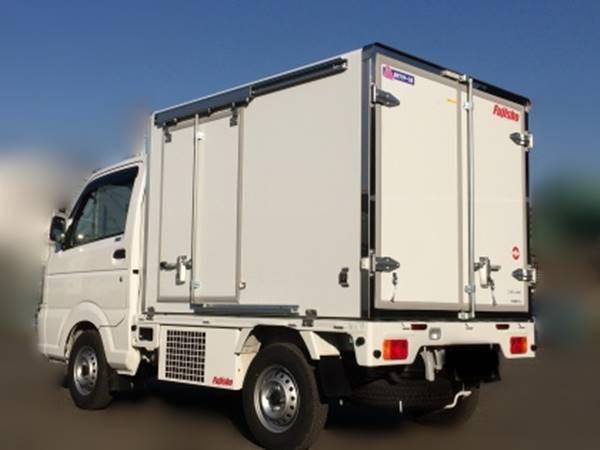 冷凍車・冷蔵車での対応ができます