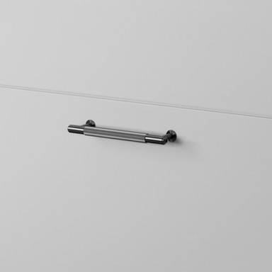PULL BAR / LINEAR / GUN METAL / SMALL