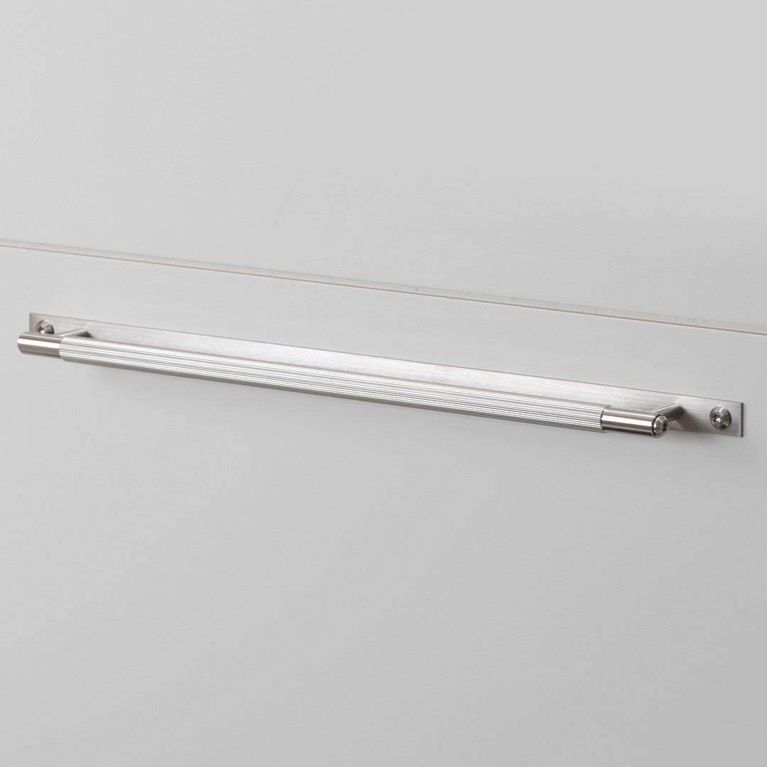 PULL BAR / PLATE / LINEAR / STEEL / LARGE