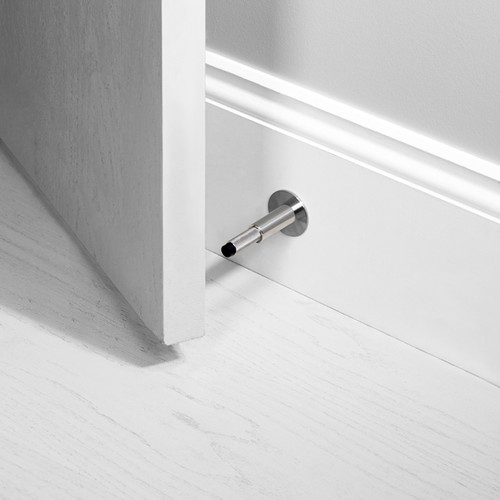 DOOR STOP / WALL / STEEL