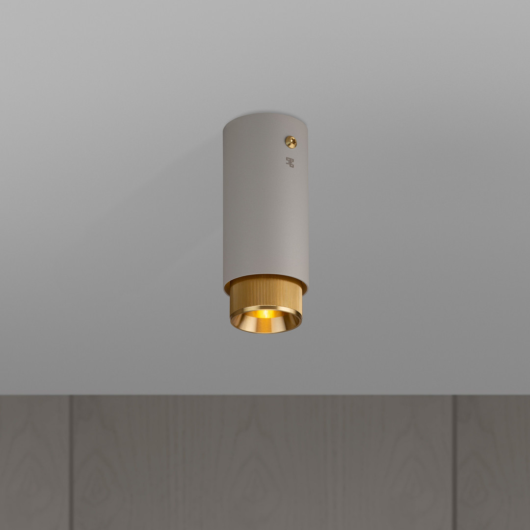 EXHAUST / SURFACE / STONE / BRASS
