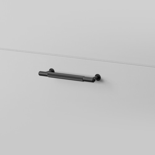 PULL BAR / LINEAR / BLACK / SMALL