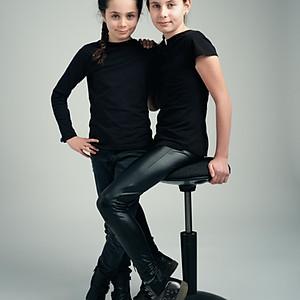 Eva & Amber