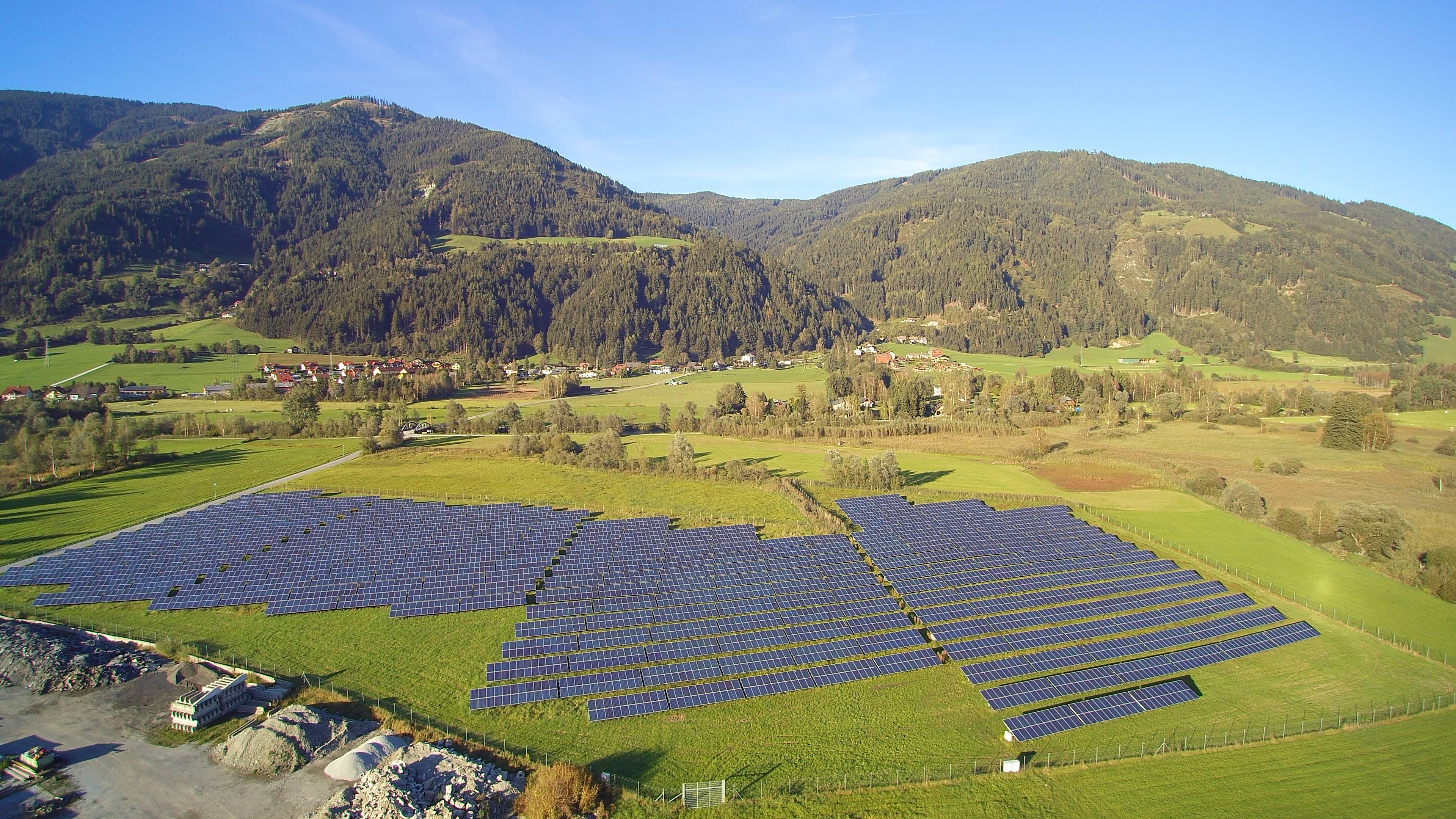 austria,1.2MW, UPT-245P60 2