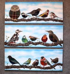 British Garden of Birds