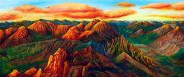 58 Sunset over the mountain.jpg