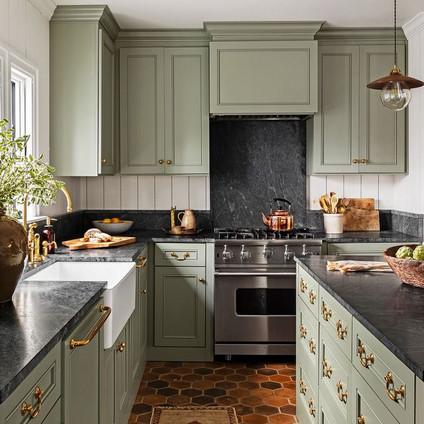 green-kitchen-cabinets-terra-cotta-15822