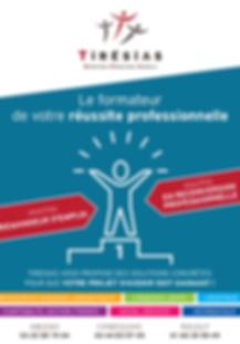 Tiresias efc centre de formation professionnelle Amiens Compiègne Roissy