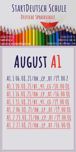 AUGUST A