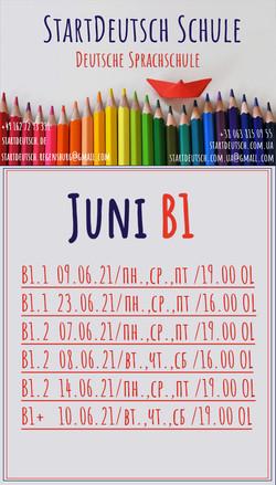 JUNI В1