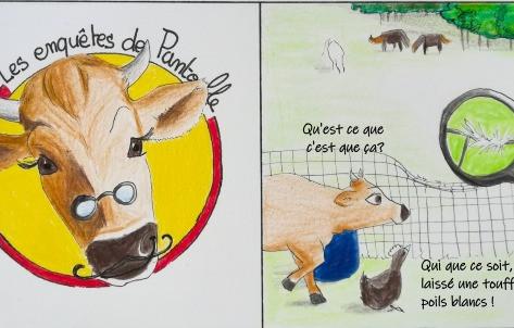 Histoire Vache