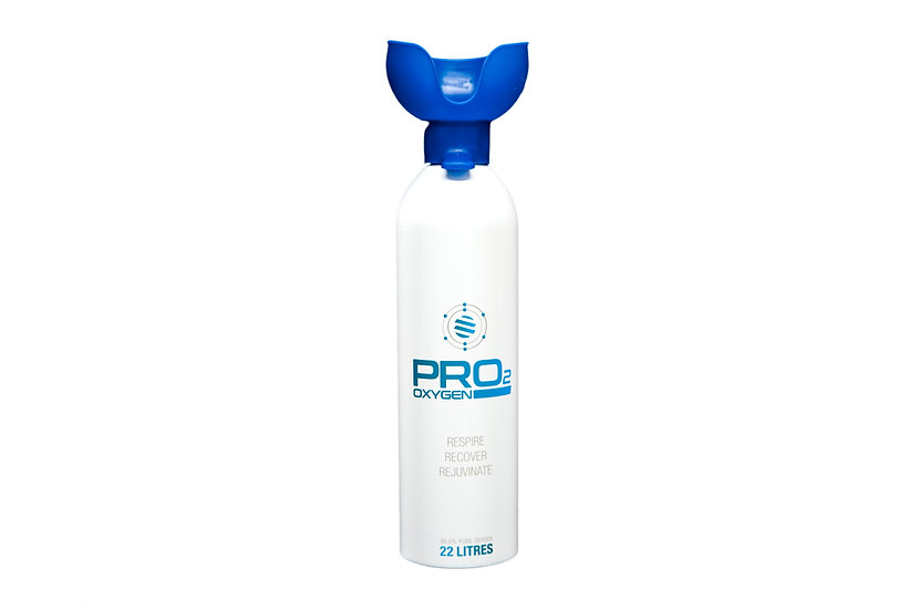 PRO2 Oxygen With Inhaler Cup Or Mask (22 Litres)