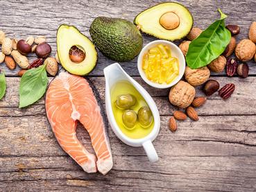 Healthy Fats - the GOOD kind!
